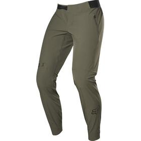 Fox Flexair Race Pants Herre olive green